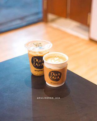Foto 2 - Makanan(Es Kopi Susu & Hot Mochaccino) di Kopi Laka Laka oleh @kulineran_aja