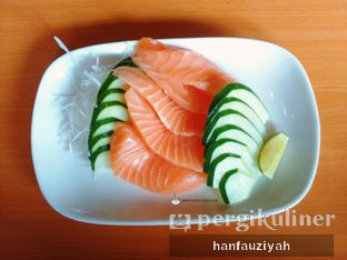 Foto review Umaku Sushi Resto oleh Han Fauziyah 2
