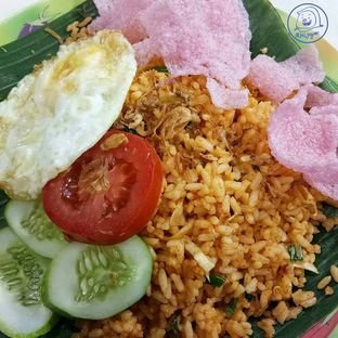 Foto 1 - Makanan di Nasi Goreng Padang Guchy Paresto oleh Mbu Jajan