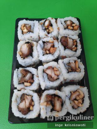 Foto 4 - Makanan(Stamina Roll) di Sushi Tei oleh Inge Inge