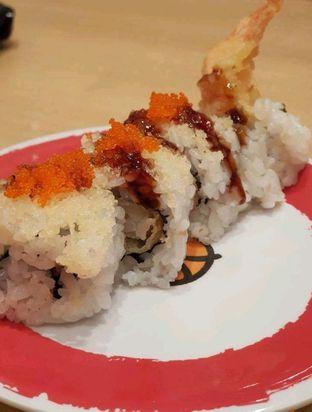 Foto 1 - Makanan di Genki Sushi oleh heiyika