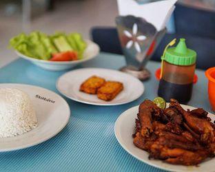 Foto - Makanan di Ayam Djogja Istimewa oleh instagram : kohkuliner