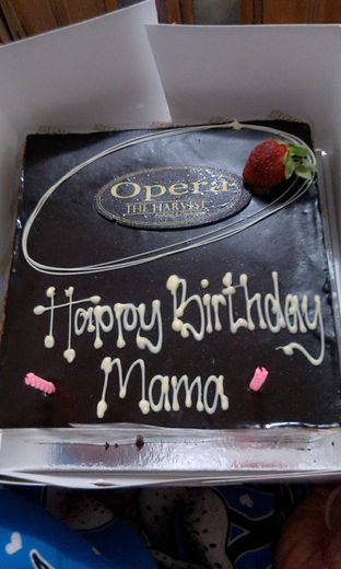 Foto - Makanan(Opera Cake) di The Harvest oleh Vincentia Stepfanie