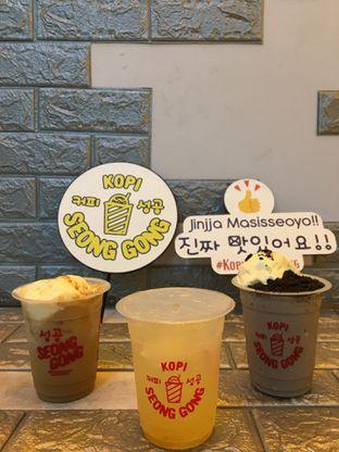 Foto 4 - Makanan di Kopi Seong Gong oleh Jeljel