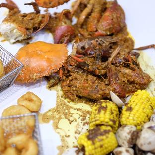 Foto - Makanan di The Holy Crab oleh Livia Vania