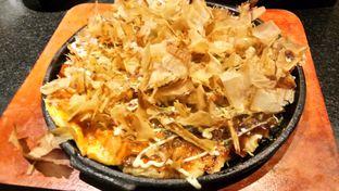 Foto 2 - Makanan(Okonomiyaki Beef) di Torigen oleh Komentator Isenk