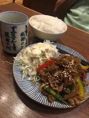 Foto 1 - Makanan di Uchino Shokudo oleh joannaleonardi