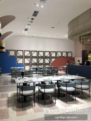 Foto review Mare Nostrum - Grand Sahid Jaya Hotel oleh Cubi  12