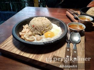 Foto 2 - Makanan di Nasgor Hotplate Duk Aduk oleh Jihan Rahayu Putri