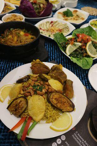 Foto 21 - Makanan(Lamb Maqluba) di Awtar By Hadramawt Palace oleh Levina JV (IG : levina_eat )