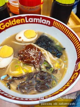Foto review Golden Lamian oleh Yussaq & Ilatnya  1