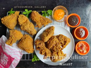 Foto review Rocky Rooster oleh Nana (IG: @foodlover_gallery)  1
