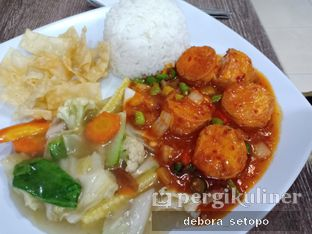 Foto 2 - Makanan di Waroenk Kito oleh Debora Setopo