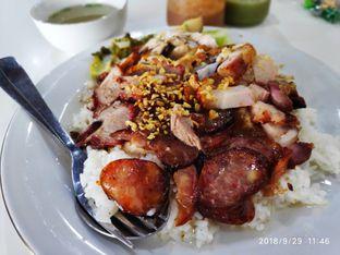 Foto 1 - Makanan di Nasi Akwang oleh Devid Flambo