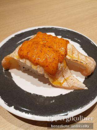 Foto 3 - Makanan di Genki Sushi oleh ig: @andriselly