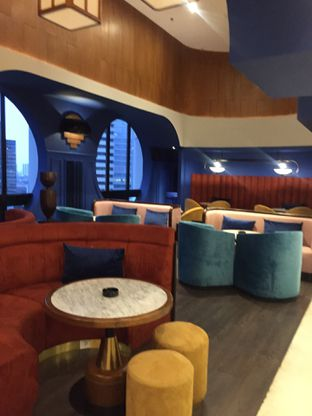 Foto 12 - Interior di Mare Nostrum - Grand Sahid Jaya Hotel oleh @Itsjusterr
