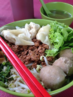 Foto 2 - Makanan di Mie PanPan oleh awakmutukangmakan