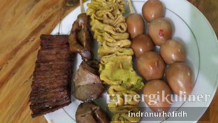 Foto 1 - Makanan di Pecel Pincuk Ibu Ida oleh @bellystories (Indra Nurhafidh)