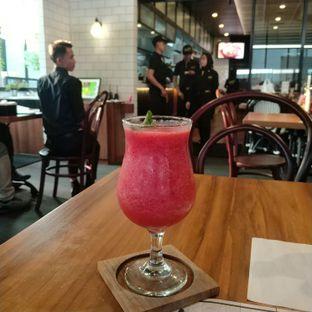 Foto 4 - Makanan(Strawberry juice) di Justus Steakhouse oleh Rizka amalia