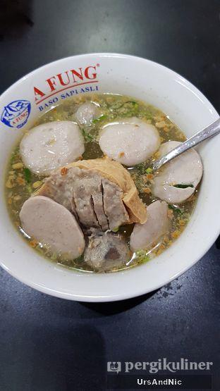 Foto 5 - Makanan di A Fung Baso Sapi Asli oleh UrsAndNic