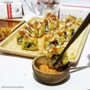 Foto 2 - Makanan di Sushi Rain oleh Kuliner Addict Bandung