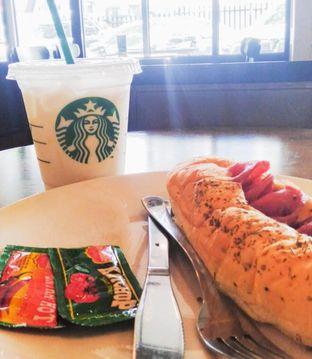 Foto - Makanan di Starbucks Coffee oleh andri awan