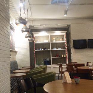Foto 4 - Interior di Clea Tea Bar and Lounge oleh Yulia Amanda