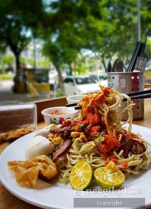 Foto 1 - Makanan di Mie Onlok Palembang oleh Asiong Lie @makanajadah