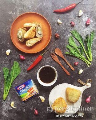 Foto - Makanan di Pempek Keju Stevany oleh EATBITESNAP // Tiffany Putri