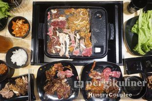 Foto 3 - Makanan di Madam Lee Korean BBQ oleh Hungry Couplee