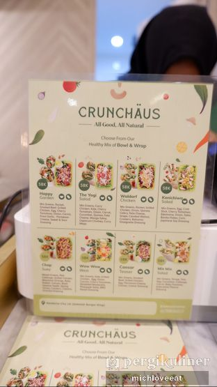 Foto 7 - Menu di Crunchaus Salads oleh Mich Love Eat