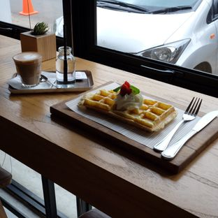 Foto 2 - Makanan di Woodpecker Coffee oleh Andy Khohara