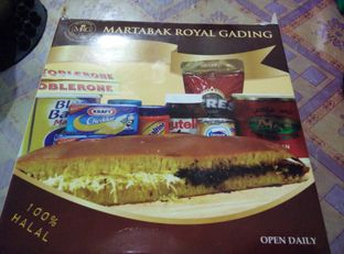 Foto review Martabak Royal Gading oleh thomas muliawan 5