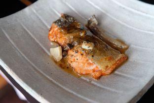 Foto 17 - Makanan(Salmon steak mushroom cream sauce) di Enmaru oleh Pengembara Rasa