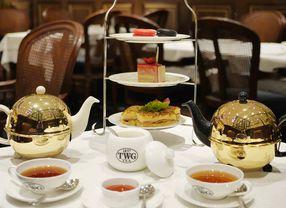 Menikmati Berbagai Jenis Camilan dalam Sajian High Tea