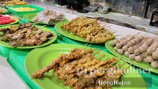 Foto 3 - Makanan(Penampakan Sate Kulit Ayam) di Ayam Goreng & Ayam Bakar Sie Jeletot oleh Pecandukuliner | IG: @Pecandukuliner