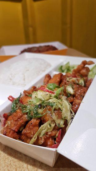 Foto 3 - Makanan(Jimbo Pesto) di Fried Chicken Master oleh Gembuli Tan