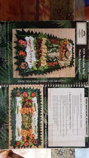 Foto review Pecel Pincuk Godong Ijo oleh Makan2 TV Food & Travel 8