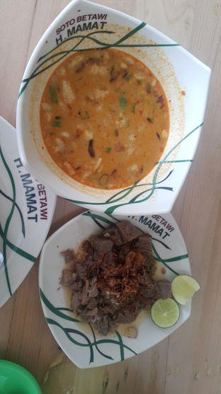 Foto 3 - Makanan di Soto Betawi H. Mamat oleh Chintya huang