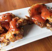 Foto spicy chicken wing di Abuba Steak