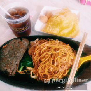 Foto 2 - Makanan di YamMie Hotplate oleh Anisa Adya
