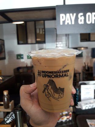 Foto review Upnormal Coffee Roasters oleh @faizalft  1