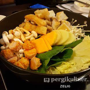 Foto 4 - Makanan(Shaboo9 Special Set) di Shaboonine Restaurant oleh @teddyzelig