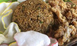 Nasi Goreng Bistik Sawah Kurung