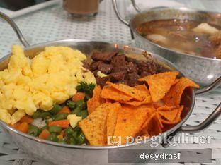 Foto 1 - Makanan(Wagyu Rice Bowl) di Greentea Holic oleh Desy Mustika
