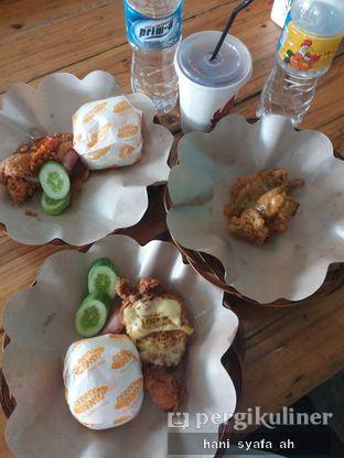 Foto 3 - Makanan di Geprek Bensu oleh Hani Syafa'ah
