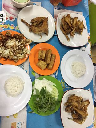 Foto review Ayam Goreng Berkah oleh Risma Rusdyantoro 2