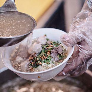Foto 1 - Makanan(bakso bulungan) di Baso T-Sum Sum Mejiku oleh zaky akbar