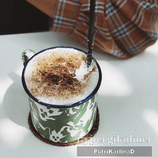Foto 2 - Makanan(Honey Milk) di Volks Coffee oleh Putri Karlina Dewayani