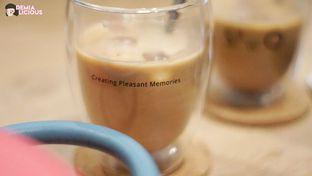 Foto 1 - Makanan(Ice Coffee Sawo) di Sawo Coffee oleh @demialicious